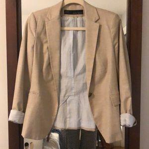Zara basic spring/summer blazer